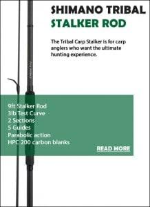 Shimano Tribal Stalker Rod