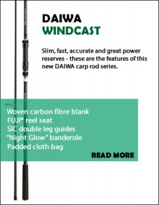 daiwa windcast carp rod review