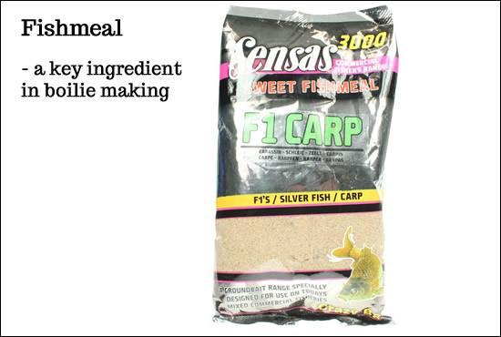 Carp Fishmeal