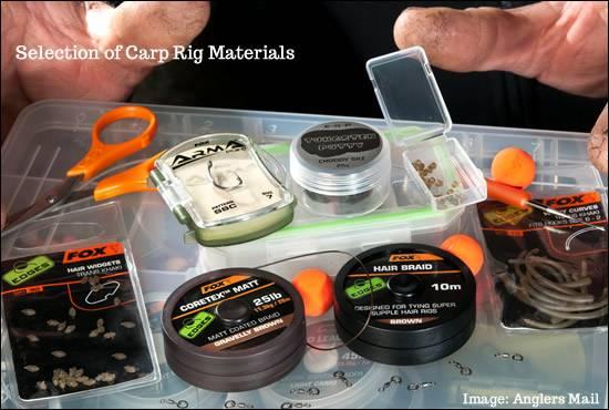 Carp Rig Materials