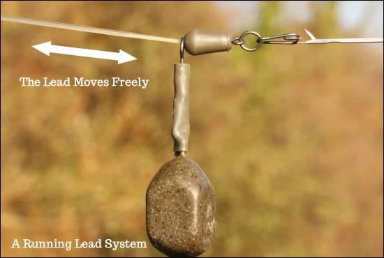Running Lead System