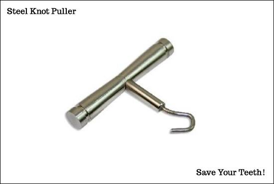 Steel Knot Puller