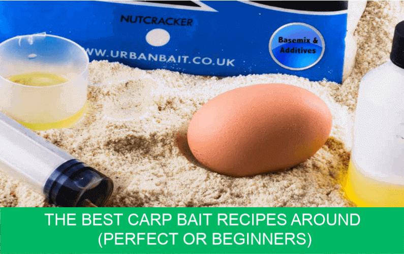 The Best Carp Bait Recipes Around