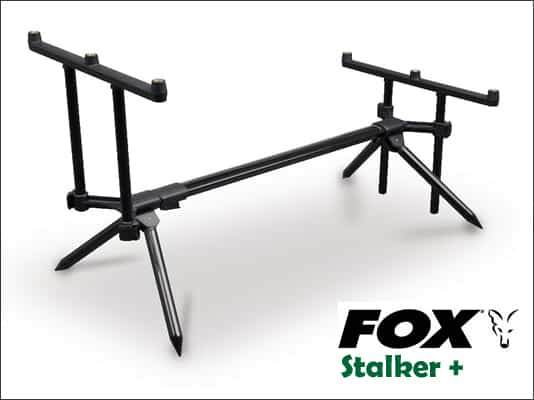Fox Stalker Plus Rod Pod Review