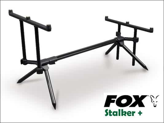 Fox Stalker Plus Rod Pod Review