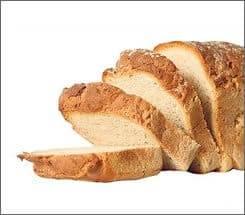 Using bread for catchig carp