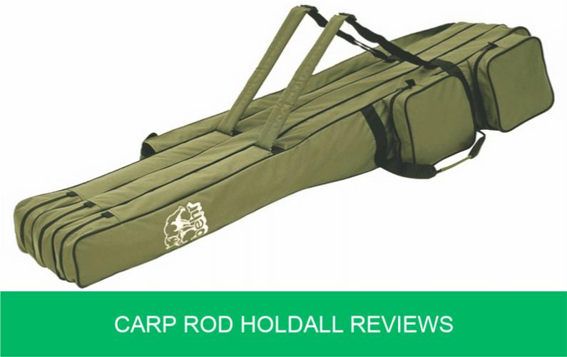 carp rod holdall reviews