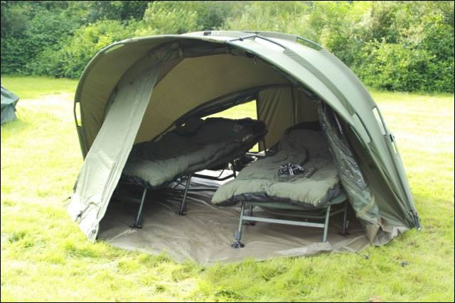2 Man Bivvy Reviews & Repairs
