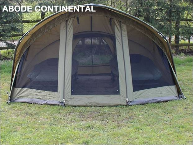 Abode Continental 2 Man Bivvy Review