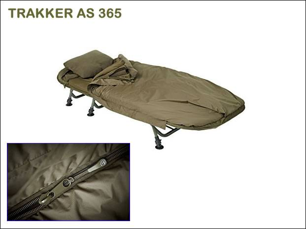 Trakker AS 365 Sleeping Bag Review