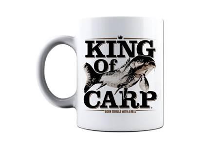 King of Carp Travel Mug