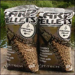 Carp Pellets for Stalking