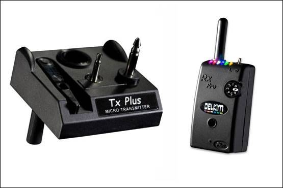 Delkim TX Plus Transmitter and Receiver