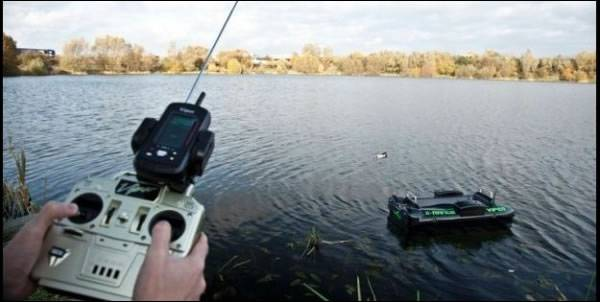 Using Bait Boats for Carp Fishing