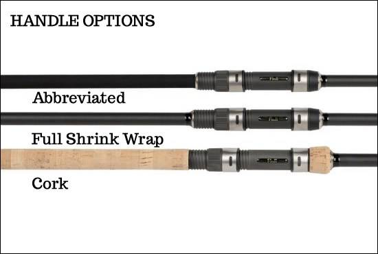 Carp Handle Options