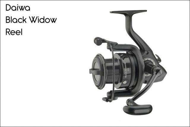 Daiwa Black Widow Carp Reel
