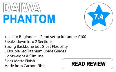Daiwa Phantom Review