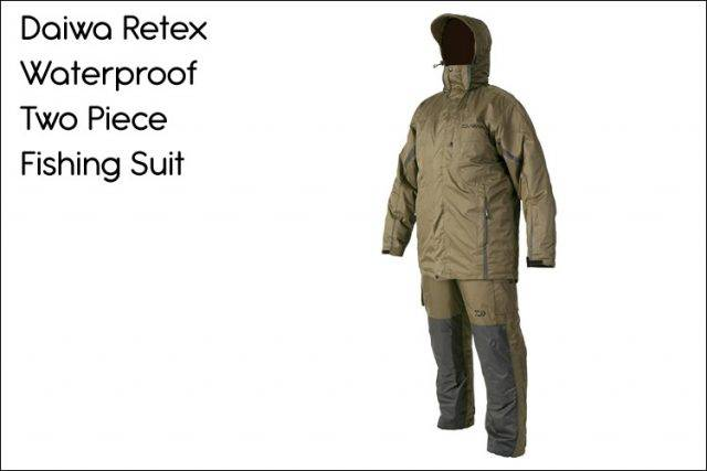 Daiwa Retex Waterproof Suit