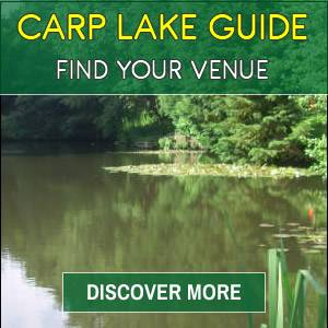 Day Ticket Carp Lakes