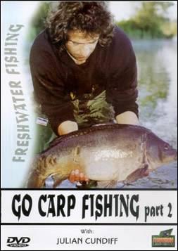 Go Carp Fishing Part 2 - Julian Cundiff