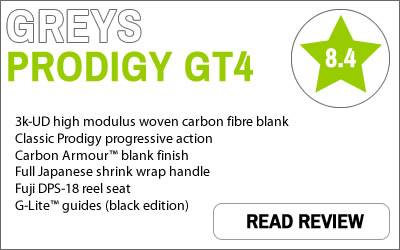 Greys Prodigy GT4 Review