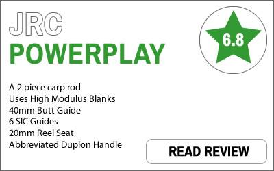JRC Powerplay Review