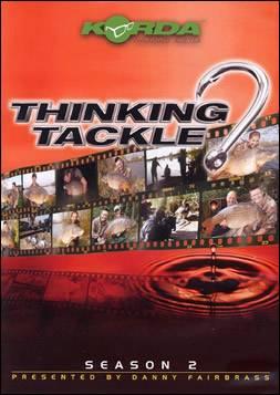 Korda Thinkng Tackle Carp Fishing DVD
