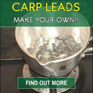 Make Your Own Carp Leads