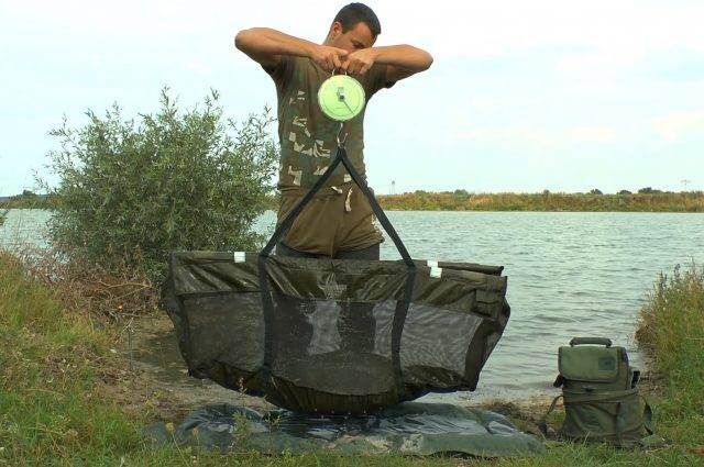 Best Carp Weigh Sling