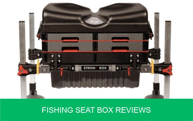 Fishing Seat Box Reviews - Carp n Bait
