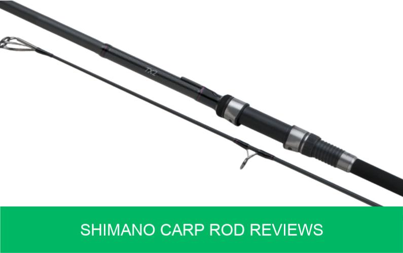 shimano carp rod reviews