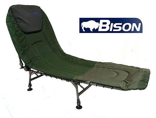 bison carp bedchair