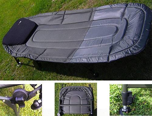 captrix bed chair