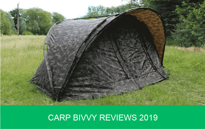 carp bivvy reviews