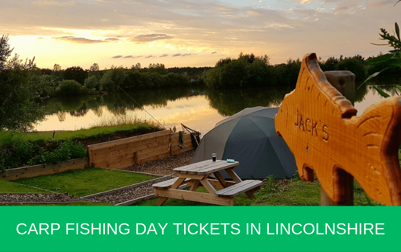 Carp Fishing Day Tickets in Lincolnshire