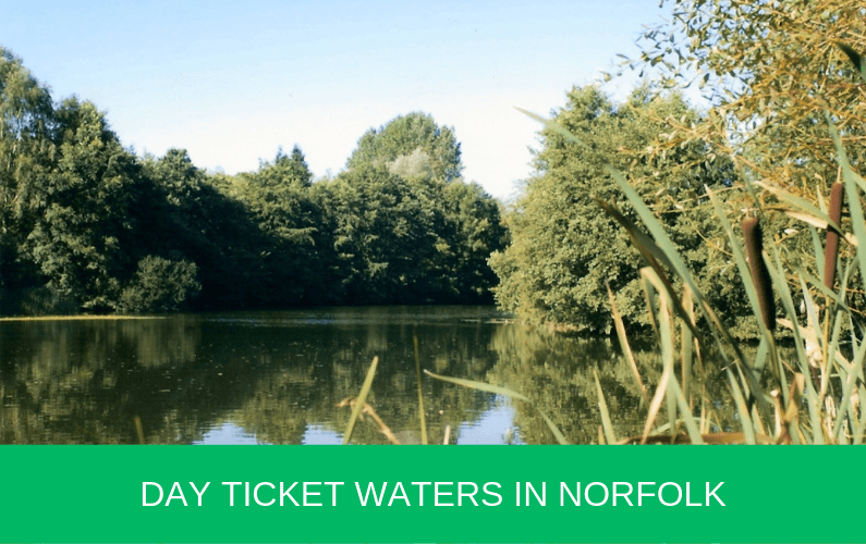 Day Ticket Waters in Norfolk