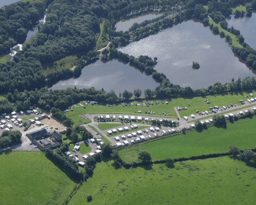 Wyreside Lakes Fishery and Campsite