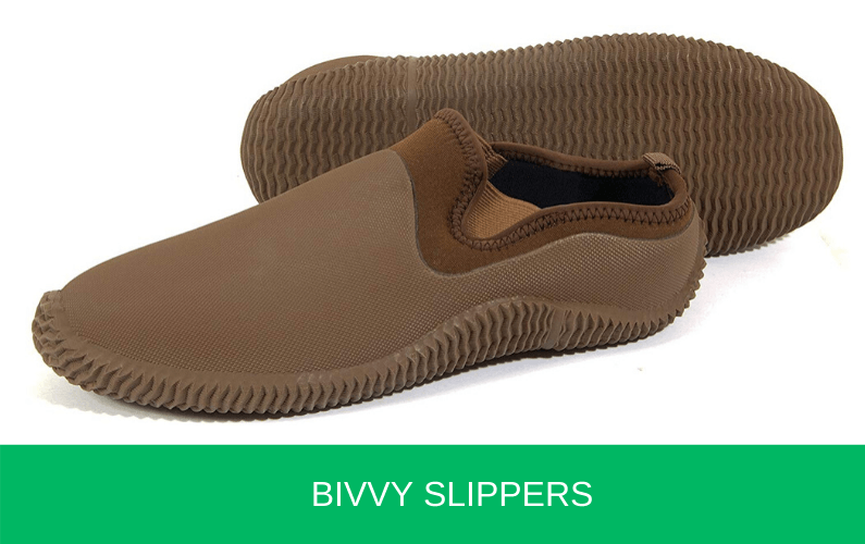 Nash Camo Bivvy Slippers  ALL SIZES