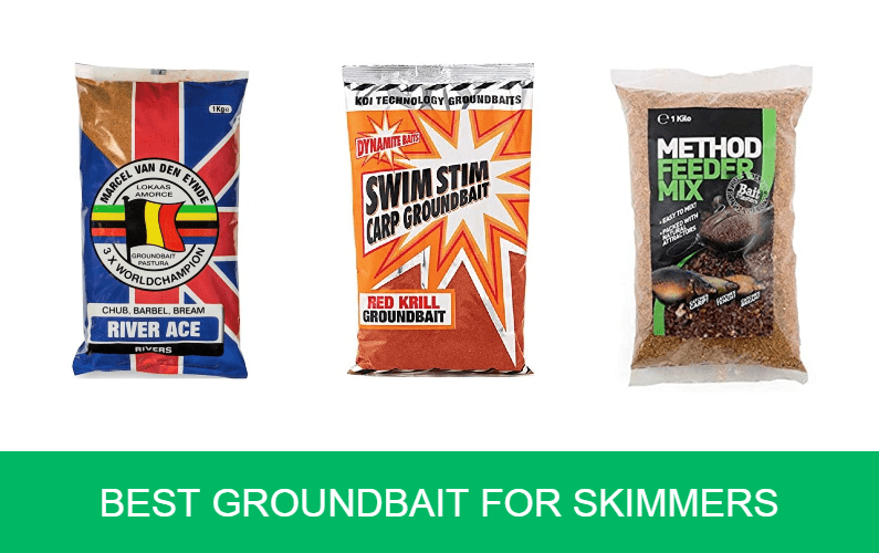 Best Groundbait For Skimmers