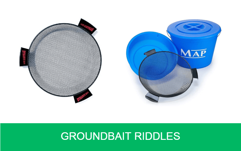 Groundbait Riddles
