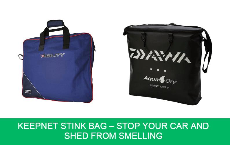 Keepnet Stink Bag