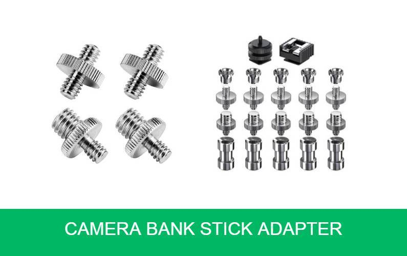 Camera Bank Stick Adapter