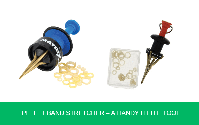 Pellet Band Stretcher – A Handy Little Tool