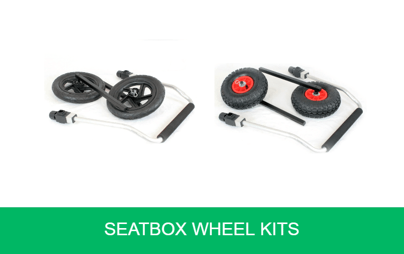 Seatbox wheel kits