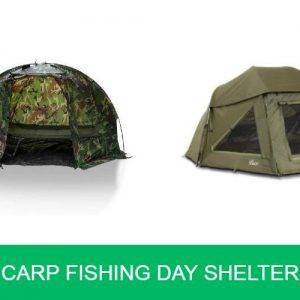 Carp Fishing Day Shelter