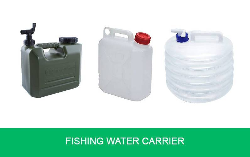 Fishing Water Carrier