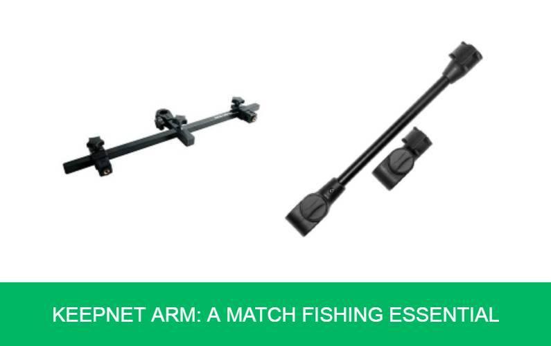 Keepnet Arm A Match Fishing Essential
